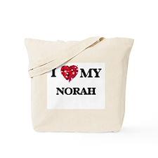 I love my Norah Tote Bag