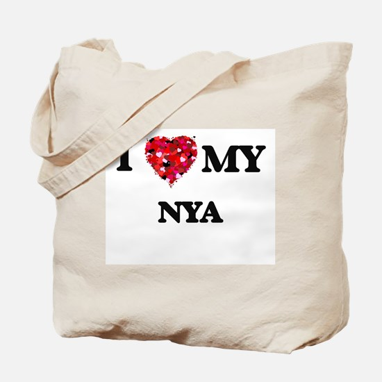 I love my Nya Tote Bag