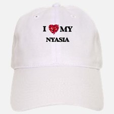 I love my Nyasia Baseball Baseball Cap