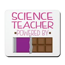 Science Teacher Mousepad