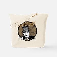 Suicidal Maniac Tote Bag