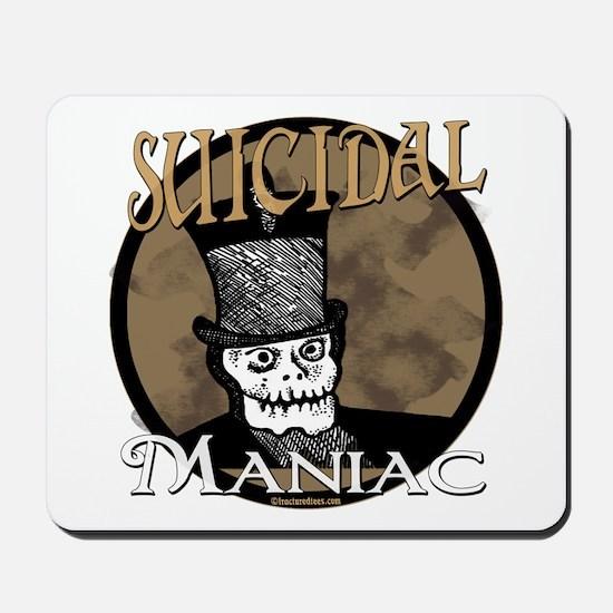 Suicidal Maniac Mousepad