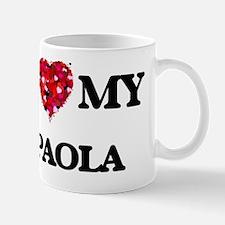 I love my Paola Mug