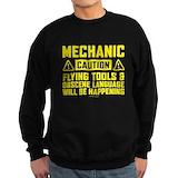 Car Sweatshirt (dark)
