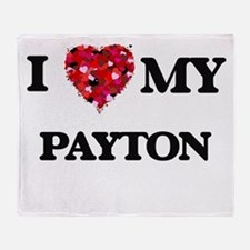 I love my Payton Throw Blanket