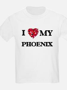 I love my Phoenix T-Shirt