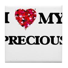 I love my Precious Tile Coaster