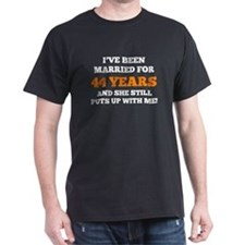 Ive Been Married For 44 Years T-Shirt