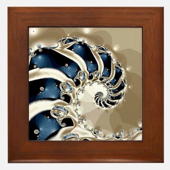 Osteodiplopada Framed Tile
