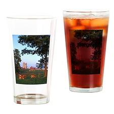 Dairy Farm Drinking Glass