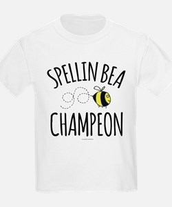 Spelling Bee Champion T-Shirt