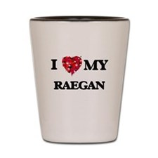I love my Raegan Shot Glass