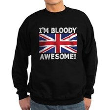 Cute British humor Sweatshirt