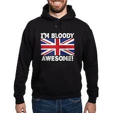 Cute British humor Hoodie
