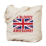 Union jack Canvas Bags