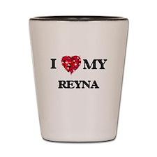 I love my Reyna Shot Glass