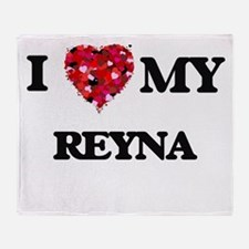 I love my Reyna Throw Blanket