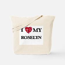 I love my Roselyn Tote Bag