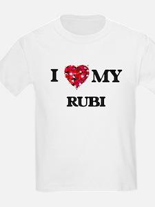 I love my Rubi T-Shirt