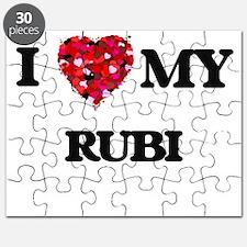 I love my Rubi Puzzle