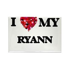 I love my Ryann Magnets