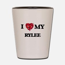 I love my Rylee Shot Glass