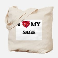I love my Sage Tote Bag