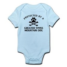 Protected By A Greater Swiss Mountain Dog Body Sui