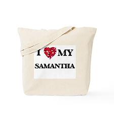 I love my Samantha Tote Bag