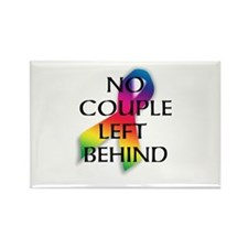 Funny Marriage equality Rectangle Magnet