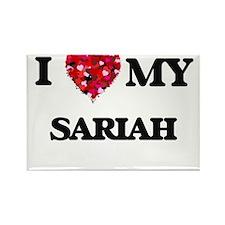 I love my Sariah Magnets