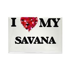 I love my Savana Magnets