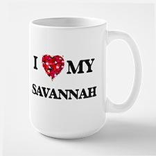 I love my Savannah Mugs