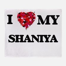 I love my Shaniya Throw Blanket