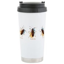 Cute Bugs and insects Travel Mug