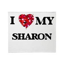 I love my Sharon Throw Blanket