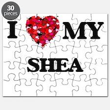 I love my Shea Puzzle
