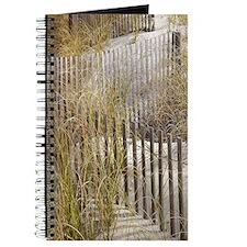 Beach Walkway Gifts Journal