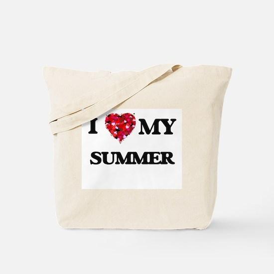 I love my Summer Tote Bag