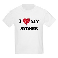 I love my Sydnee T-Shirt