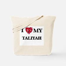 I love my Taliyah Tote Bag