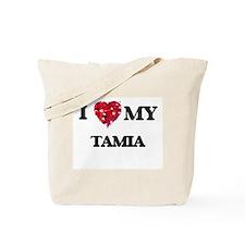 I love my Tamia Tote Bag