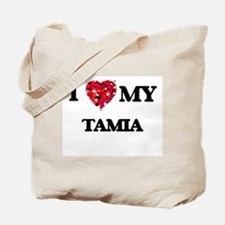 I love my Tamia Tote Bag