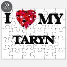 I love my Taryn Puzzle
