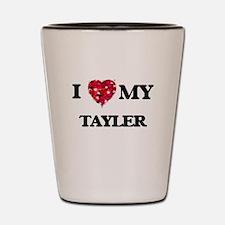 I love my Tayler Shot Glass