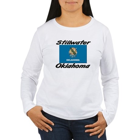 Stillwater Oklahoma Women's Long Sleeve T-Shirt