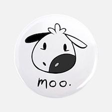 Moo. Cow Button