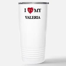 I love my Valeria Travel Mug