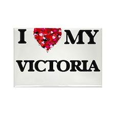 I love my Victoria Magnets