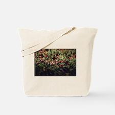 Cranberry Bog Tote Bag